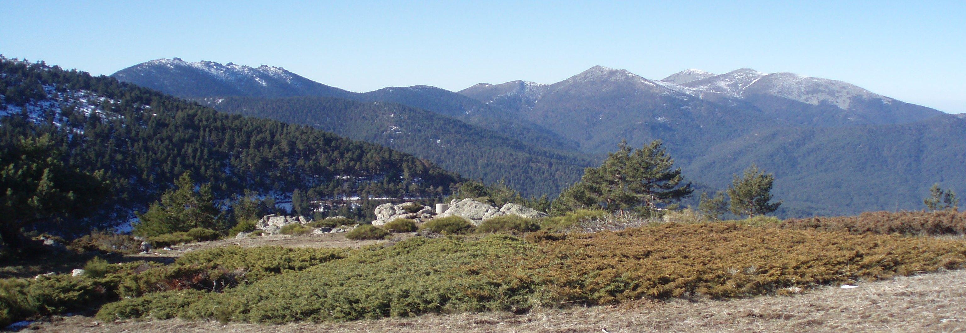 Sierra de Guadarrama. Autor: Miguel303xm