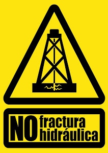 logo fracking NO