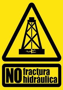 logo fracking NO