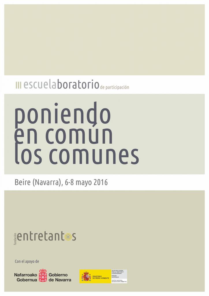 Cartel_PoniendoLosComunesEnComun_Beire
