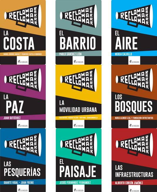 Guías para adolescentes para el reclamo de los comunes_Los Bosques ...