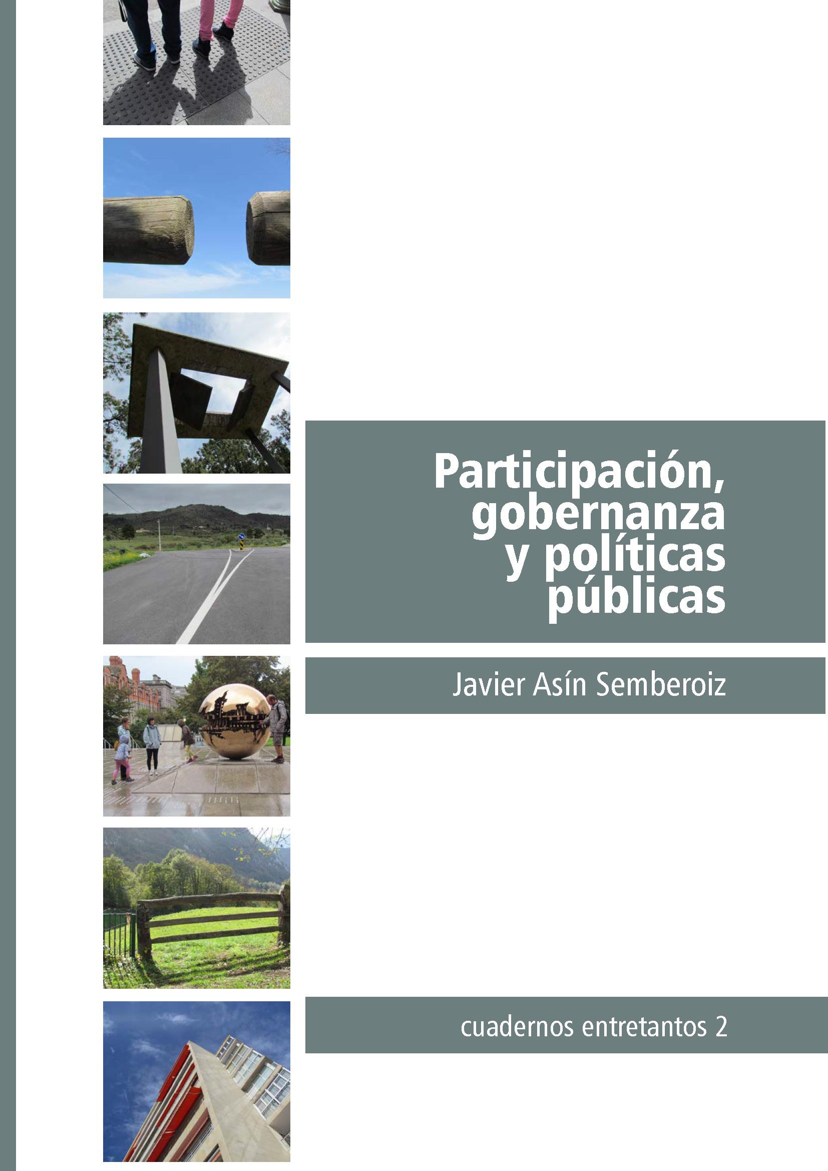 Cuadernos 2 Participación, gobernanza y políticas públicas