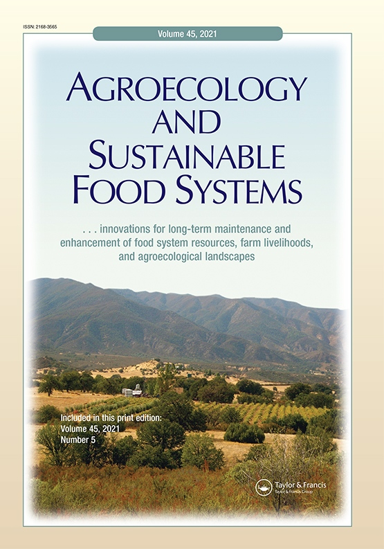 Principios para el diseño de sistemas agroalimentarios locales basados en la agroecología, una revisión crítica